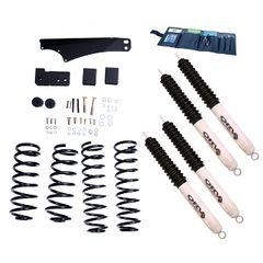2.5-Inch Lift Kit with Shocks, 07-17 Jeep Wrangler JK by ORV Rugged Ridge