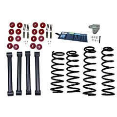 3-Inch Lift Kit without Shocks, 93-98 Jeep Grand Cherokee ZJ by ORV Rugged Ridge
