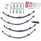 ( 1840125 ) 4-Inch Lift Kit without Shocks, 87-95 Jeep Wrangler YJ by ORV Rugged Ridge