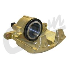( 68003697AA ) Front Brake Caliper for Passenger Side 2007-18 Jeep Wrangler JK and 2008-12 Liberty KK By Crown Automotive