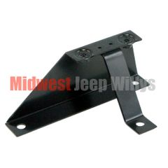 Passenger Side Oil Bath Air Cleaner Support Bracket Fits MB, GPW, CJ2A, CJ3A