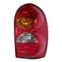 ( 55155828AF ) Passenger Side Rear Tail Lamp, fits 2002-04 Jeep Liberty By Crown Automotive