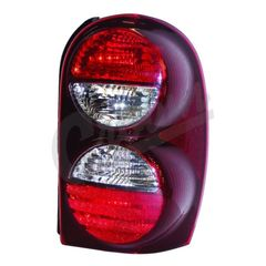 ( 55157060AF ) Passenger Side Rear Tail Lamp for 2005-07 Jeep Liberty By Crown Automotive