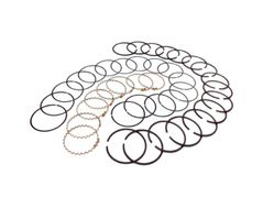Piston ring set, 1971-91 AMC V8 360, .020 over