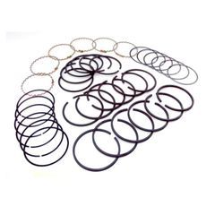 "( 916692 ) Piston Ring Set (226 CI), .040"" Over, 6-226ci Engine, 1954-1964 Willys Pickup & Station Wagon by Omix-Ada"