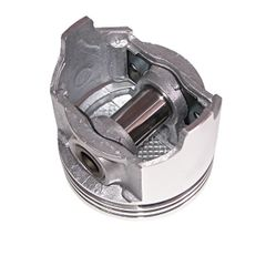 "( 1742719 ) Piston with Pin (.020"" o.s.) Fits: 1976-78 CJ (w/ 6 cylinder 232, 258)"