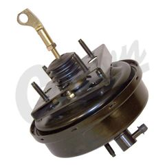 ( 83501533 ) Power Brake Booster, 1984-94 Jeep Cherokee XJ without ABS by Crown Automotive