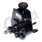 ( 33001907 ) Power Steering Pump, 1983-1986 Jeep CJ Models With AMC 2.5 Engine, 1987-90 Wrangler YJ by Crown Automotive