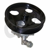 ( 52059899AE ) Power Steering Pump, fits 2007-11 Jeep Wrangler JK & Wrangler Unlimited JK with 3.8L Engine by Crown Automotive