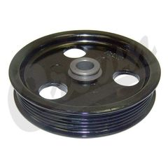 Power Steering Pump Pulley, 1997-06 Jeep Vehicles with 2.5L, 4.0L, & 4.7L engines