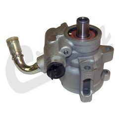 ( 52088018 ) Power Steering Pump for 1997-2002 Jeep Wrangler TJ, Cherokee XJ w/ 2.5L Engine by Crown Automotive