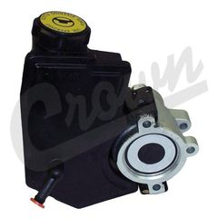 Power Steering Pump for 1997-2006 Jeep Wrangler TJ, 1996-2001 Cherokee XJ with 4.0L Engine