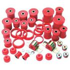 ( 1-2005 ) Red Polyurethane Total Suspension Kit for Jeep 1987-95 Wrangler by Prothane