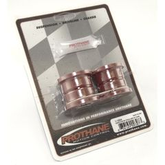 Prothane Track Arm Bushing Kit for Jeep 1993-98 ZJ GRAND CHEROKEE, Rear, RED