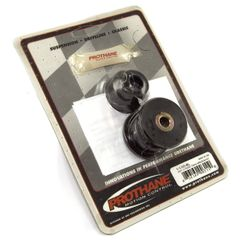 Prothane Track Arm Bushing Kit for Jeep 1997-06 WRANGLER, Front, BLACK