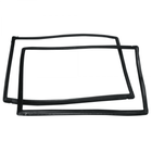 ( KD4008 ) Jeep 1984-1996 4 Dr Cherokee XJ Quarter Window Seal Kit, Rear Window Driver Side & Passenger Side by Fairchild