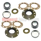 ( 52799BK ) Rear Axle Shaft Bearing Kit, Dana 41, Dana 44 for 1945-1966 Willys Jeep by Preferred Vendor