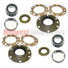 Rear Axle Shaft Bearing Kit, Dana 41, Dana 44 for 1945-1966 Willys Jeep