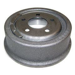 "( 52005350 ) Rear Brake Drum, 1990-06 Jeep Wrangler YJ, TJ and Cherokee XJ with 9"" x 2-1/2"" Drums by Crown Automotive"