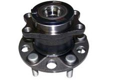REAR BRAKE HUB AND BEARING