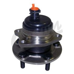 ( 4721515AD ) Rear Hub and Bearing for 2001-07 Chrysler Dodge Minivan w/ ABS, w/ Rear Wheel Drive by Crown Automotive