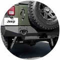 Rear Heavy Duty Bumpers