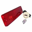 Rear Side Marker Kit in Red for 1967-1986 C101, C104 Commando, Jeep CJ Models