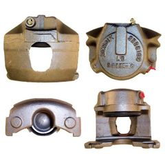 ( 3229982R )  Remanufactured Left Side Disc Brake Caliper, Fits 1977-1978 Jeep CJ5, CJ7 by Preferred Vendor