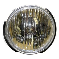 ( 55078149AC ) Headlamp Assembly for Driver Side on 2007-18 Jeep Wrangler JK By Crown Automotive