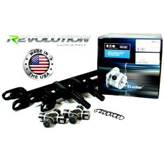 ( RAK30-TJ-30EE ) Jeep 97-06 TJ, LJ, XJ & ZJ, US Made Front SUPER 30 Axle Kit w/E-Locker by Revolution Gear