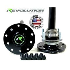 ( RAK44-1 ) Jeep Dana 44 US Made Rear Axle Kit, 87-06 Jeep YJ, TJ, XJ & LJ With Disc Brakes, 30 Spline by Revolution Gear