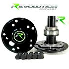 ( RAK20L ) Jeep Model 20 One Piece Axle Kit, 82-86 CJ (Wide Trac) by Revolution Gear
