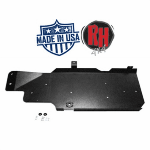 ( RH6002 ) Rock Hard 4x4 2007-2018 Jeep JK Wrangler Gas Tank Skid Plate 2-Door