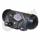 ( 52000848 ) Right Side Rear Wheel Cylinder, 1976-86 Jeep CJ, 1987-89 Wrangler YJ, 1984-89 Cherokee XJ, 1993-96 Grand Cherokee ZJ by Crown Automotive