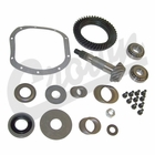 ( J8126518 ) Ring & Pinion set 3:54 Ratio, 1972-1986 Jeep CJ5, CJ7, CJ8 w/ Model 30 Front Axle by Crown Automotive