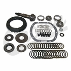 ( J8126494 ) Ring & Pinion set 4:10 Ratio, 1972-1986 Jeep CJ5, CJ7, CJ8 w/ Model 30 Front Axle by Crown Automotive