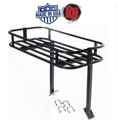 ( RH2004 ) Rock Hard 4x4 Rock Rack Cargo Basket for all RH4x4 Tire Carriers