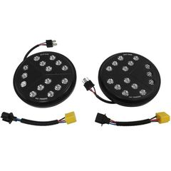 RT Off-Road Jeep Wrangler JK LED Headlamp Kit