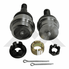 ( RT21003 ) Heavy Duty Ball Joint Set for 1987-2006 Jeep Wrangler YJ, TJ, 1984-2001 Cherokee XJ By RT Off-Road