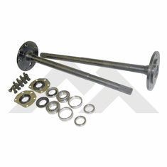 ( RT23007 ) One Piece Axle Shaft Kit For 1976-83 Jeep CJ-5 & 1976-81 CJ-7 with Model 20 Rear Axle By RT Off-Road