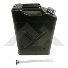 ( RT26009 ) Olive Green Replacement Jerry Can with 5 gallon capacity Fits All Jeep Vehicles by RT Off-Road