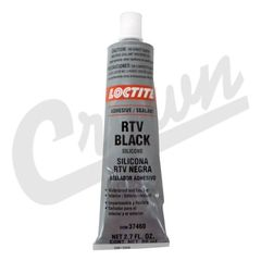 RTV Silicone Sealant,  Universal Applications, Jeep CJ, Wrangler, Cherokee, Grand Cherokee