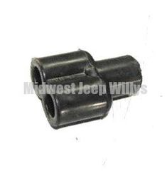 Rubber Shell Female Y Connector, General Use