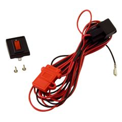 ( 1521060 ) HID Fog Light Installation Harness, 2 Lights by Rugged Ridge