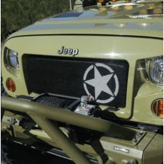 Rugged Ridge Jeep Grille Accessories