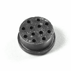 ( S-14688 ) Military Trailer Plug Receptacle or Connector Plug Grommet by Newstar