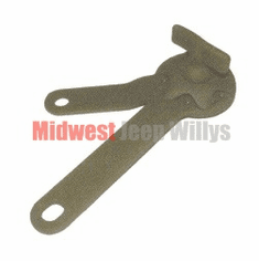 ( S-15519 ) Windshield Support Arm Assembly for Dodge M37, M35A2, M35A3, M54, M809, M923 by Newstar