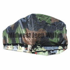 ( S-21145 ) Cargo Bed Cover for M54, M813 and M939 Series 5 Ton Trucks with Standard Wheel Base by Newstar