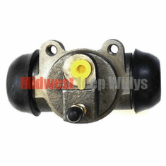 ( S-B006 ) New Brake Wheel Cylinder for Dodge M37, M43 3/4 Ton Truck, Left Side, Front or Rear, F9375 by Newstar