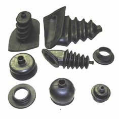 ( S-E092 ) Dust Boot Kit for M151A1 Models, Includes Interior boots for shift levers, pedals etc by Newstar
